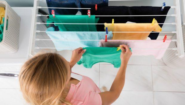9ad5f231aff 5 Πράγματα που πρέπει να κάνετε για να στεγνώνουν τα ρούχα σας ...